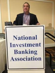 Brian Zucker was in attendance at the NIBA Conference in Hollywood Florida